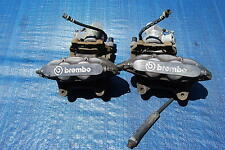 Chevy Cobalt SS Turbo Brembo Front Brakes Calipers Rear Brake Oem 2008-2010 1