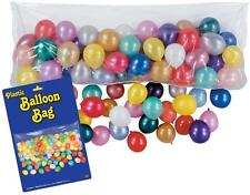 BALLOON DROP*Plastic Bag without balloons NEW YEARS EVE Wedding SURPRISE PARTY