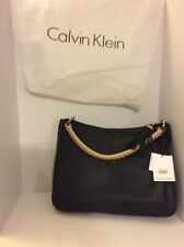 Calvin Klein Black Leather handbag