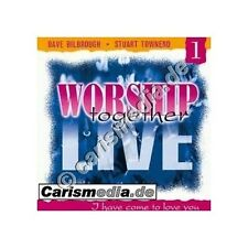 CD: WORSHIP TOGETHER Vol. 1- I have come to love  *NEU*