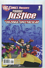 DC Comics Presents  Young Justice  #1 NM  100 Page Spectacular  CBX8A