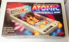 Atomic Pinball by Tomy - Vintage Retro 1980's game,Toy Pinball Machine-MAN-CAVE-