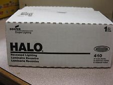 """Halo Lighting 6"""" 310P Recessed Light Fixture #11924219 New in Box Free Shipping!"""