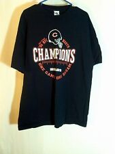 Chicago Bears 2006 NFC North Champions NFL Football T Shirt Size XL