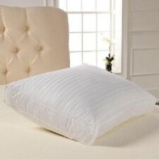 Pair of Luxury Mulberry Silk Filled Pillows with Egyptian Cotton Cover