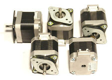 5 Nema 17 Shinano-Kenshi Stepper Motors 60.8 oz/in Robot RepRap Makerbot Prusa