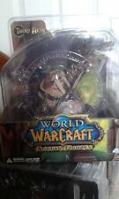 WORLD OF WARCRAFT Premium Serie 1 Action Figure tuskarr: tavru AKUA