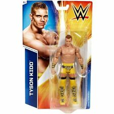 WWE TYSON KIDD KID BASIC NEW SERIES 54 MATTEL #60 ACTION WRESTLING ACTION FIGURE