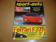 Sport Auto N°421 Spécial Jaguar.Lotus Esprit GT3.