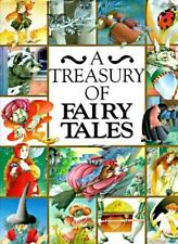 A Treasury of Fairy Tales : Classic Bedtime Stories by Annie-Claude Martin...