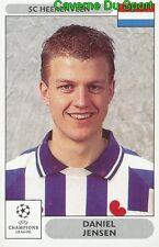 150 DANIEL JENSEN DENMARK SC.HEERENVEEN STICKER PANINI CHAMPIONS LEAGUE 2001