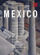 The Journal of Decorative and Propaganda Arts: Mexico Theme Issue, Issue 26,