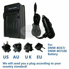 Battery Charger for Panasonic DMW-BCG10e Lumix DMC-TZ35 TZ66 TZ25 TZ30 TZ65 ZX3