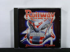 Railway - Persecution Mania - CD