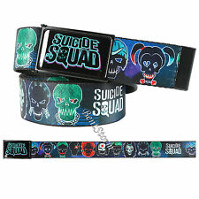 Suicide Squad Movie Character Bottle Opener Belt Cosplay Costume DC Comics NEW