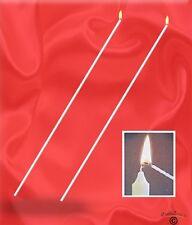 15 cire de bougie éclairage transitions log incendies brûleurs bbq cheminée etc