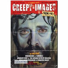 Creepy Image Volume 16 HORROR AND EXPLOITATION MEMORABILIA MAGAZIN 70er NEU LP