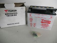 Yuasa Batteria YB12B-B2