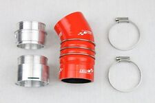 Kit durite silicone BMW 335D E90 E91 E92 E93 Boost Turbo Tubo Manguera Rouge