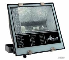 Ansell 400W Metal Halide MH Flood Light Outdoor Commercial Security Floodlight