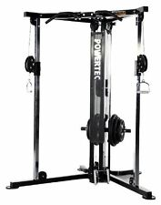 Powertec Fitness Workbench Functional Trainer WB-FT11-S NEW