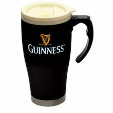 Guinness Cream Cap Irish Large Travel Mug