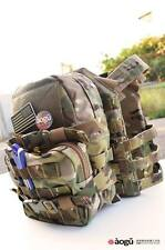 A-TWO: Small MBSS Hydration backpack MULTICAM Zero Dark Devgru Airbrne
