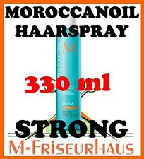 (€69,00/1L) MOROCCANOIL Luminous Haarspray starker Halt strong 330ml + BONUS