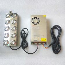 1pcs Ultrasonic mist maker fogger 10 head humidifier with transformer 110V 220V