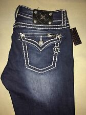 NWT Miss Me Jeans... Boot Cut... Size 32