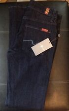 7 Seven For All Mankind Midrise Bootcut Jeans 28 Nwt