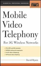 Mobile Video Telephony: for 3G Wireless Networks (Professional Engineering)
