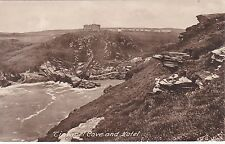 The Cove & Hotel, TINTAGEL, Cornwall