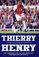 Oliver Derbyshire Thierry Henry Very Good Book
