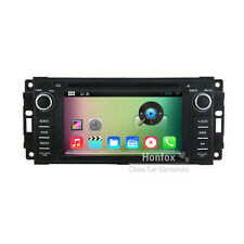 Android 5.1 Car DVD GPS Nav Radio Stereo for Sebring 300C Jeep Compass Dodge Ram