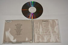 EAGLES - HELL FREEZES OVER - MUSIC CD RELEASE YEAR:1994