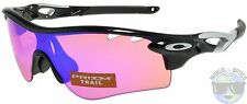 Oakley RadarLock Path Vented Sunglasses OO9206-28 Pol Black | Prizm Trail | AF |