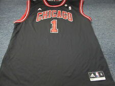 ADIDAS REVOLUTION 30 NBA CHICAGO BULLS DERRICK ROSE JERSEY SIZE XL