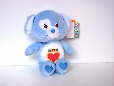 2002 CARE BEARS NEW VINTAGE 20TH ANNIVERSARY COUSIN LOYAL HEART DOG HTF