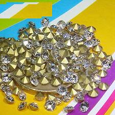 200 Zirconias Cubicasde Cristal 3,5mm T459 Bisutería Abalorios Beads Cubic ZC