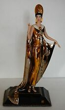 ERTE ISIS  FINE PORCELAIN FIGURINE  #A1224 FRANKLIN MINT ERTE FROM ECLECTIC COOL
