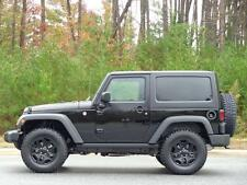 Jeep: Wrangler Willys