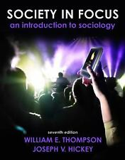 Society In Focus by Thompson