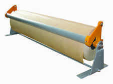 600mm Paper Roll Holder - can be mounted on bench, on wall, or under bench