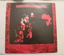 """2 12"""" 45 RPMs, The May Day Orchestra, Ota Benga, RARE INDIE PRESS, NM"""