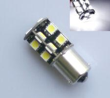 1156 G18 Ba15s 19 5050 LED SMD Canbus Error Free Light Bulb Lamp White 12V DC