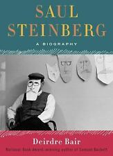 Saul Steinberg: A Biography-ExLibrary