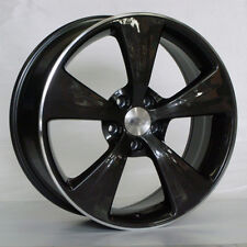 4 x 19 inch Alloy Wheel Ford Falcon XR6 XR8 AU BA BF FG FPV Dark Argent Turbo FR