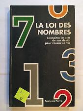 LA LOI DES NOMBRES CONNAITRE CLES DESTIN REUSSIR SA VIE 1990 NUMEROLOGIE PARRA