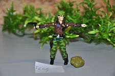 F649 gi joe hawk complete NO LOOSE JOINTS NO BROKEN CROTCH